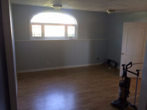 Basement apartment for rent in Pefferlaw