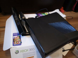 Selling XBOX 360 + Games + TV