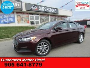 2013 Ford Fusion SE  (NEW TIRES) TECH-PKG NAV CAM MY-FORD PARK-S