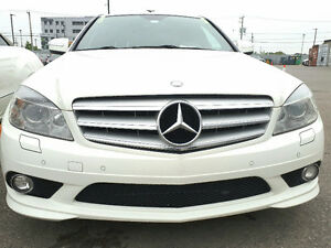 2009 Mercedes-Benz C-300-Series Toit ouvrant Berline