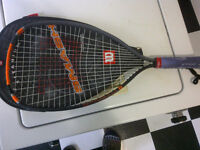 Wilson Titanium Smash Racquetball Racquet in Good Shape