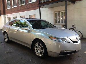 Acura TL 2011 excellent condition only 23500 KM