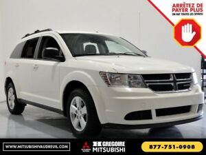2015 Dodge Journey SE Auto Bluetooth A/C-BiZone Cruise MP3/AUX