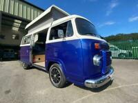 Volkswagen T2 Kombi Danbury Diamond Baywindow Brazilian Campervan VW Camper.
