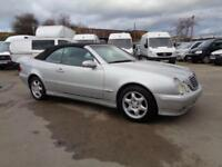 MERCEDES-BENZ CLK 320 (3.2) | CONVERTIBLE | 1 OWNER | ONLY 85k MILES | 2000
