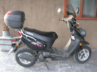 Yamaha YW50BP Scooter