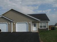 SEPT 1 - BRAND NEW 2 BDRM DUPLEX - HEAT, HW, A/C, & ELEC INCL