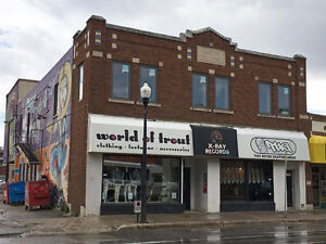 Downtown Stand-Along Retail Building for Sale or Lease