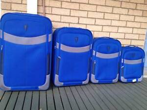 4 Piece Luggage Bags Baulkham Hills The Hills District Preview