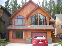 3 bedroom home for rent in Canmore