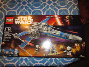 Lego Star Wars 75149 Resistance X-Wing