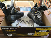 Patins Bauer Supreme 160 - Grandeur 1 Junior