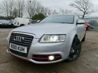 2010 Audi A6 2.0 TDI 170 Le Mans , MOT 21/02/2022, CAMBELT REPLACED 96K, SALOON