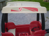 Step 2 Wagon CANOPY for sale