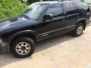 2004 GMC Jimmy VUS