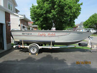 19ft.center console boat for sale