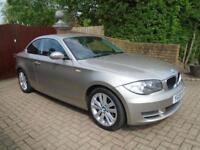 2008 BMW 123 2.0TD Manual d SE