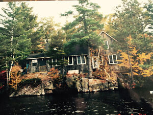 Cottage for Rent on Coon Lake in the Kawarthas