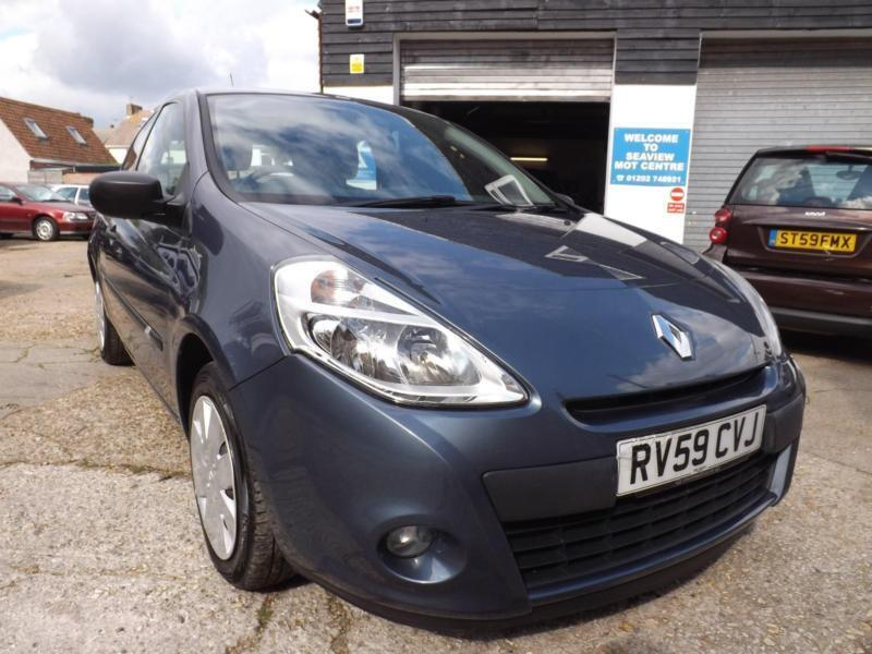 Renault Clio 1.2 16v ( 75bhp ) 2009 Extreme 61000 MILES DRIVE AWAY TODAY!