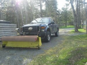 2008 Plow Truck for sale