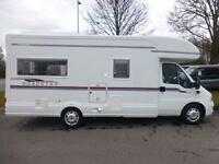2004 '54' Lunar Roadstar 620 4 Berth Rear Lounge Motorhome
