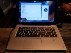 "Lenovo Ideapad UX310 (13.3"", i5, hdd/ssd hybride, Windows 7 pro)"