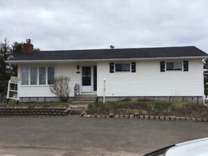 In the heart of Shediac walking distance to beach and  amenities