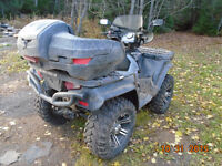 2007 Polaris Sportsman 500 Engine 500 HO Fuel Injected 14 Inch T