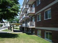 St-Laurent, 1 Bedroom - Heated + Hot water Included - NEW