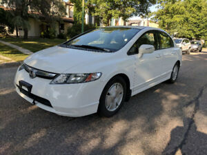 2007 Honda Civic Hybrid (clean title) *lots of new parts!*