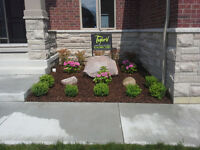 Taylor'd landscaping and design