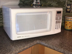 Panasonic Griller Microwave Oven