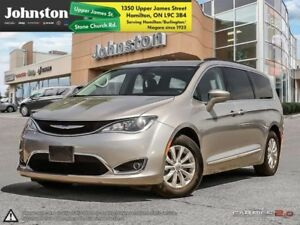 2017 Chrysler Pacifica Touring-L  - Leather Seats - $111.22 /Wk