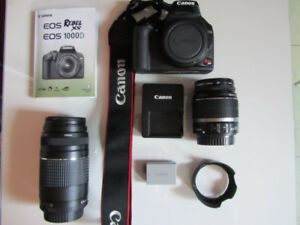Canon Rebel XS EOS