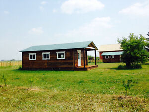 Two Lots for sale with two cabins Regina Regina Area image 4