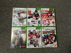 Xbox 360 Games- Various Prices