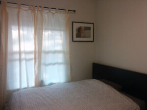 Fully furnished room (incl util) in Little Italy from November 1