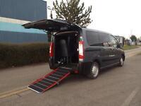 Peugeot Expert Tepee 1.6 HDi Comfort WAV Wheelchair Accessible Vehicle 7 Seats