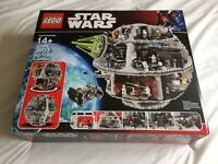 Lego Star Wars Death Star 10188 discontinued.