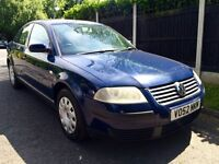 BARGAIN!! 2002 Volkswagen Passat 1.9 TDi Diesel Drives Superb!