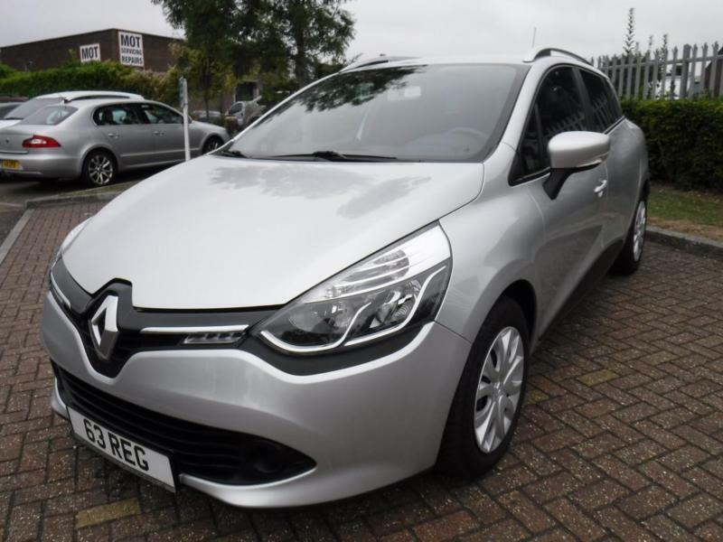 renault clio 1.5dci grand tour left hand drive(lhd) | in basingstoke