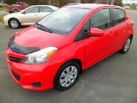 2013 Toyota Yaris LE Hatchback (42000km) City of Halifax Halifax Preview
