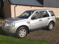 Land Rover Freelander 2 2.2Td4 2007 XS, Storry 4x4