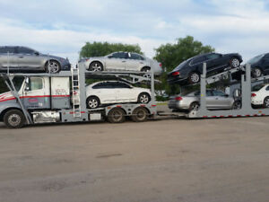 9 Car carrier Ex Toyota Truck