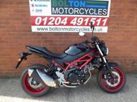 PRE REGISTERED SUZUKI SV650AL8 MOTORCYCLE