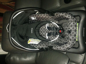 Stroller and infant carseat