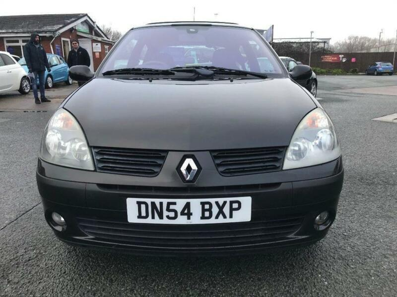 2004 renault clio 1.5 dci dynamique 3dr | in crewe, cheshire | gumtree