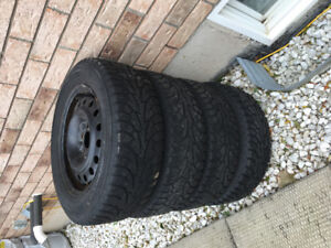 Used winter tires $100 or best offer