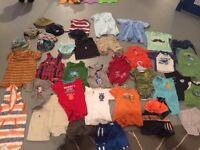 6-12 month sunmer clothes