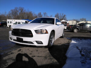 2013 Dodge Charger Pursuit $6795 Certified!